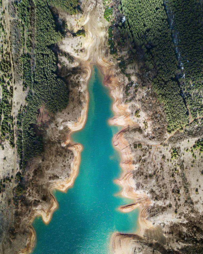 Тюркоазеното езеро
