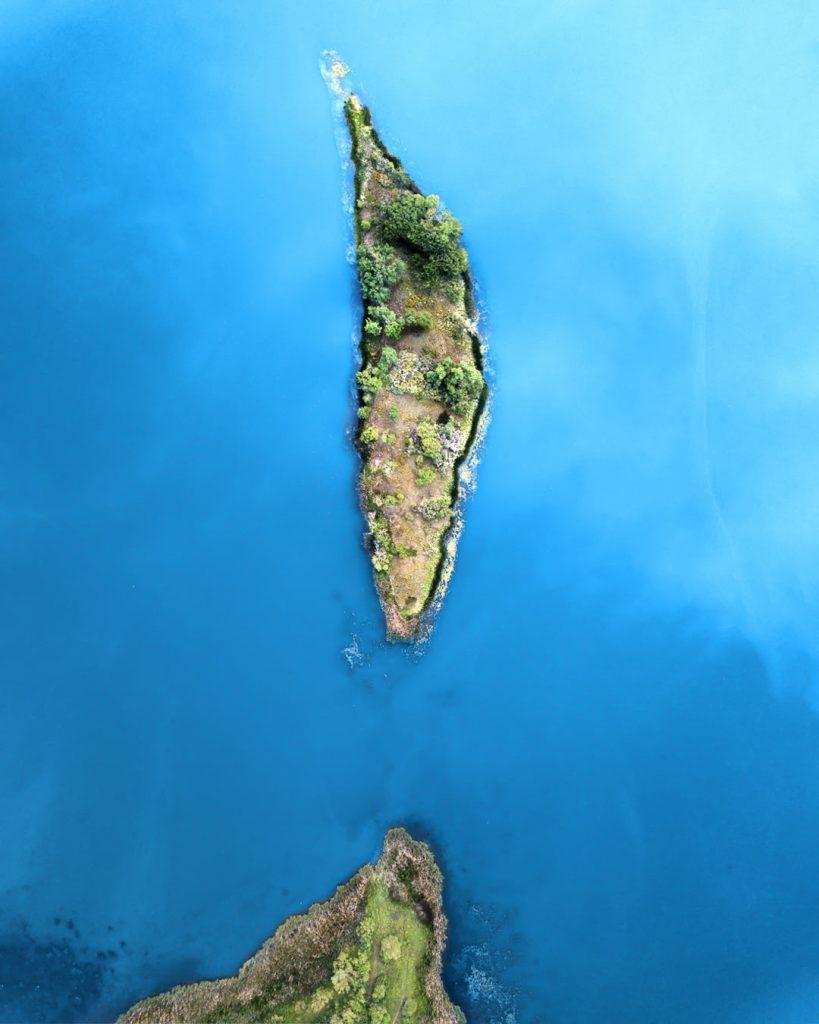 """""""Тропически"""" остров"""